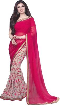 Banzari Printed Bollywood Georgette Sari