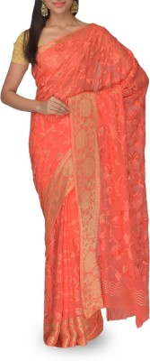 Nilanjana Embriodered Bollywood Georgette Sari