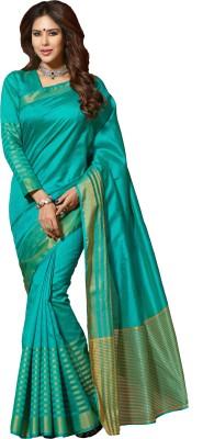 Saree Exotica Embriodered Fashion Art Silk Sari
