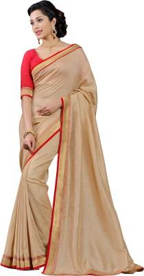 Vonage Solid Bollywood Jacquard Sari