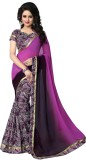 Oomph! Paisley Bollywood Georgette, Cott...