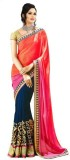 Frenzy Embroidered Bollywood Georgette S...