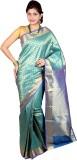 JCN Self Design Mysore Art Silk Saree (L...