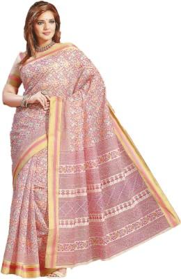 Nidhi Collection Printed Fashion Cotton Sari