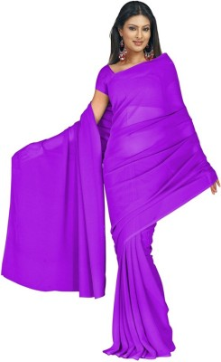 Pradeep Plain Paithani Cotton Sari