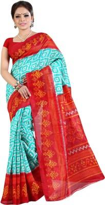 Grahlaxmi Printed Bhagalpuri Art Silk Sari