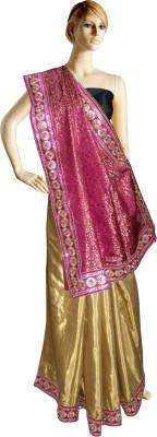 Serwans Self Design Fashion Synthetic Fabric Sari