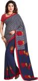 V-Style4u Printed Daily Wear Georgette S...