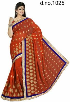 Radhe Fashion Self Design Fashion Handloom Cotton Sari