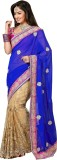 Saree Exotica Embroidered Daily Wear Geo...