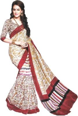 Banjaraindia Woven Fashion Handloom Art Silk Sari