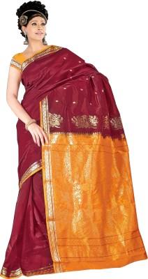 Deshna Printed Fashion Silk Sari