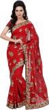 Mahadevi Embroidered Bollywood Chiffon S...