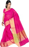 Richa Plain Fashion Kota Cotton Saree (P...