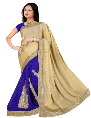 HIRA CREATION Self Design Fashion Jacquard Sari
