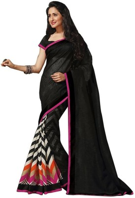 Shikha Printed Bhagalpuri Art Silk Sari
