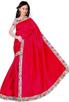 Arohee Plain Bollywood Chiffon Sari