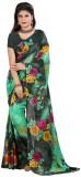 GSI Floral Print Daily Wear Georgette Sa...