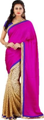 Abhinal Fashion Printed Fashion Georgette Sari