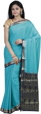 Nalliee Self Design Mysore Silk Sari
