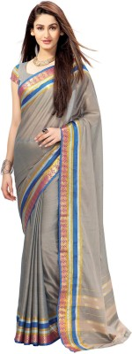 Beautara Woven Chettinadu Handloom Cotton Sari