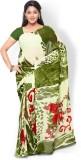 Hitansh Fashion Printed Fashion Georgett...