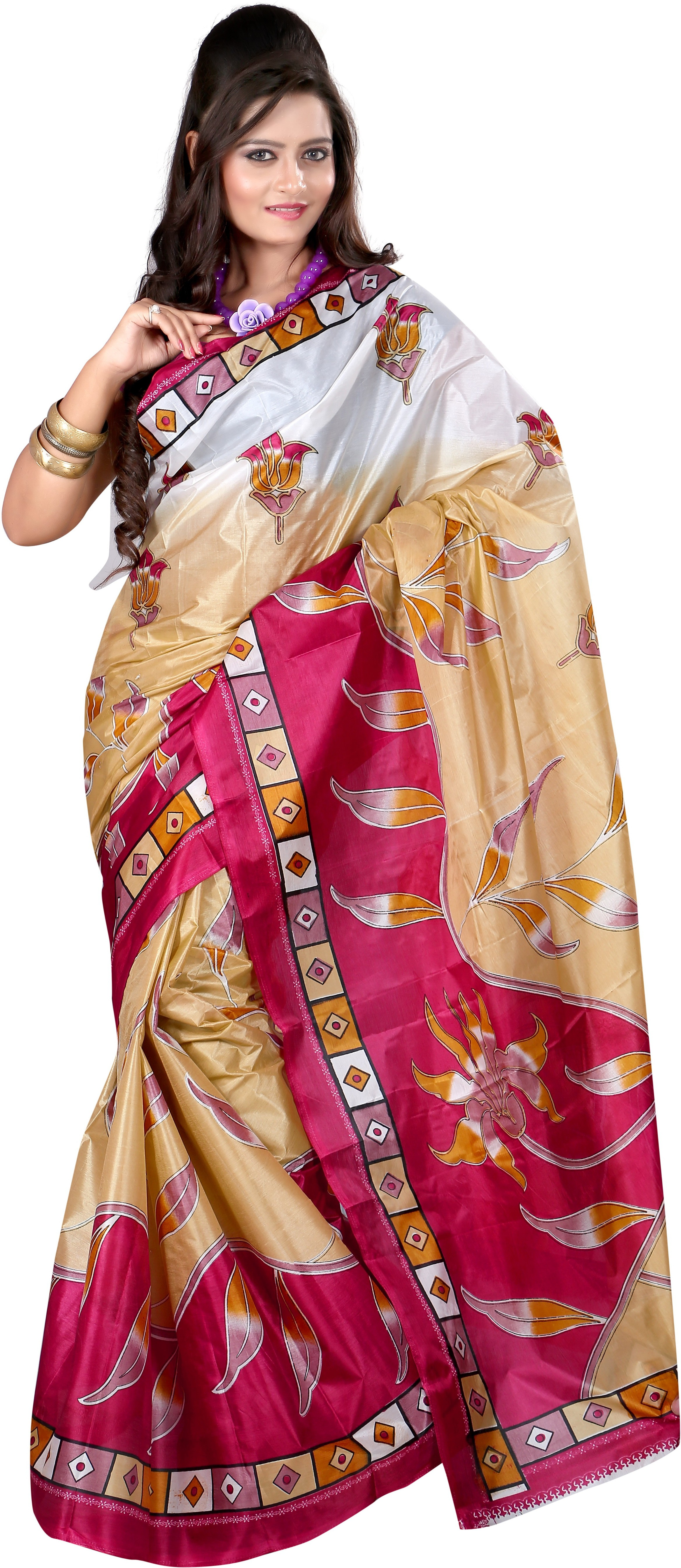 Flipkart - Parchayee, Kajal Sarees... Under Rs.299