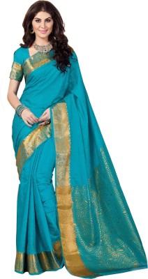 Saree Exotica Woven Daily Wear Art Silk Sari