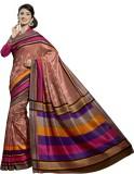 Vipul Embroidered Fashion Georgette Sare...