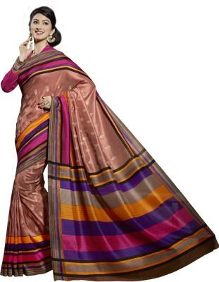 Vipul Embriodered Fashion Georgette Sari