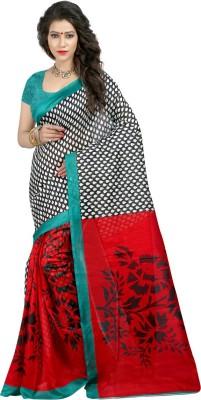 Rinki Saree Centre Self Design Bhagalpuri Khadi Sari