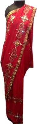 Kyra Designer Studio Embriodered Fashion Georgette Sari