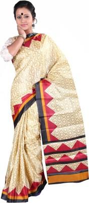 Rinki Saree Centre Self Design Fashion Dupion Silk Sari