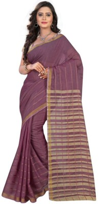 VINCITORE Printed Mysore Silk Sari
