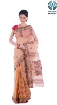 Tantuja Woven Tangail Cotton Sari