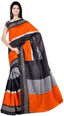 Right Shape Woven Bhagalpuri Jute Sari