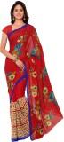 Kashvi Sarees Printed Daily Wear Synthet...