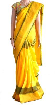 Nikhar Self Design Fashion Silk Sari