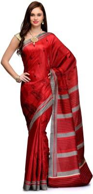 Fabroop Woven Fashion Art Silk Sari