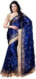 Style U Embroidered Bollywood Satin Sare...