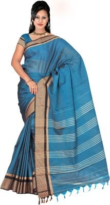 Mann Solid Ilkal Cotton Sari
