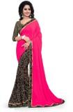 Active Printed Fashion Georgette Sari