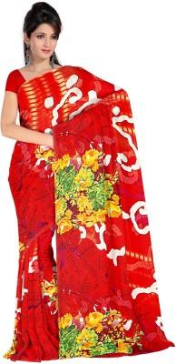 Premium Fashion Printed Fashion Handloom Synthetic Sari