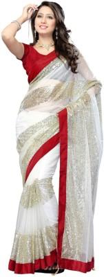 Asopalav Self Design Bollywood Georgette Sari