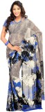 Lookslady Printed Fashion Georgette Sare...