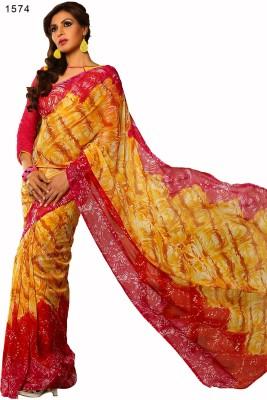 Hi-Choice Printed Fashion Georgette Sari