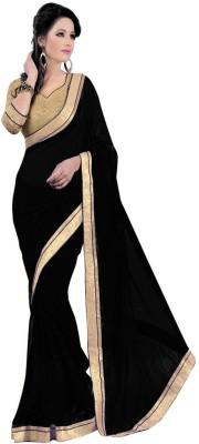 Fidubi Embriodered Fashion Chiffon Sari
