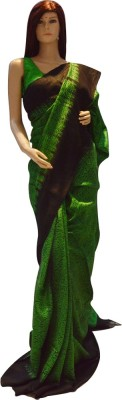 Exin Fashion Woven Fashion Muslin Sari