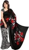 Heena Floral Print Bollywood Georgette S...