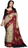 Styleon Self Design Bhagalpuri Art Silk ...